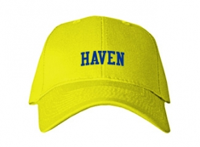 Haven Middle School Kid Embroidered Baseball Caps