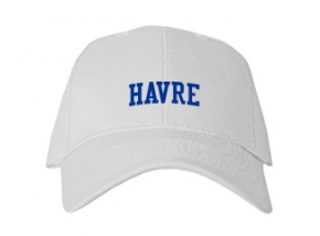 Havre High School Kid Embroidered Baseball Caps
