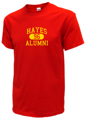 Hayes Middle School T-Shirts