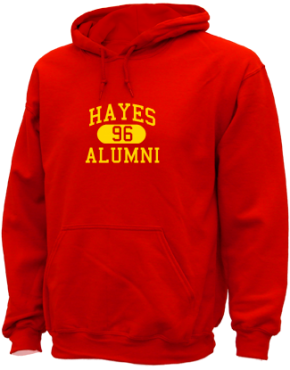 Hayes Middle School Hoodies