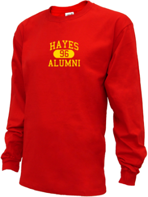Hayes Middle School Long Sleeve Shirts