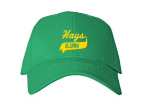 Hays Elementary School Embroidered Baseball Caps