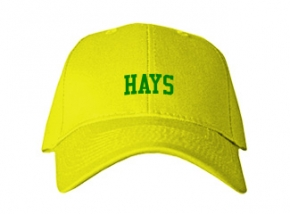Hays Elementary School Kid Embroidered Baseball Caps