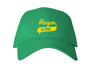 Hazen Middle School Embroidered Baseball Caps