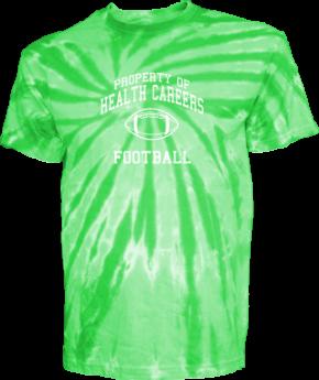 Health careers high school team apparel clothing custom for Custom t shirts san antonio tx