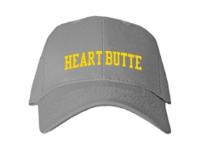Heart Butte High School Kid Embroidered Baseball Caps