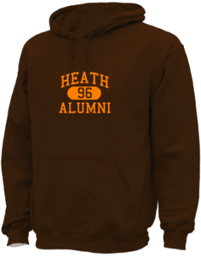 Heath High School Hoodies