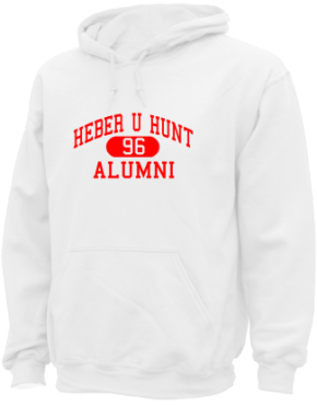 Heber U Hunt Elementary School Hoodies