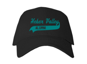 Heber Valley School Embroidered Baseball Caps