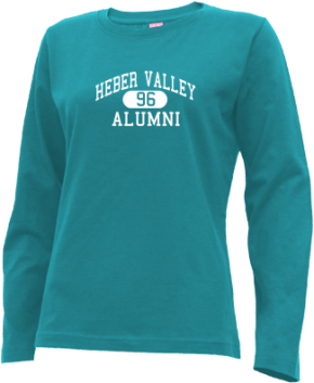 Heber Valley School Long Sleeve Shirts