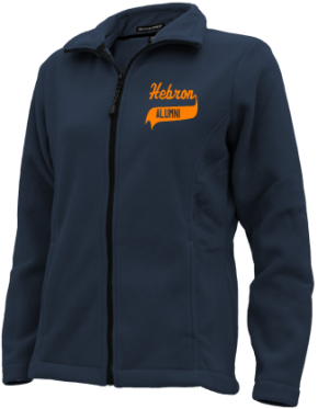 Hebron Middle School Embroidered Fleece Jackets