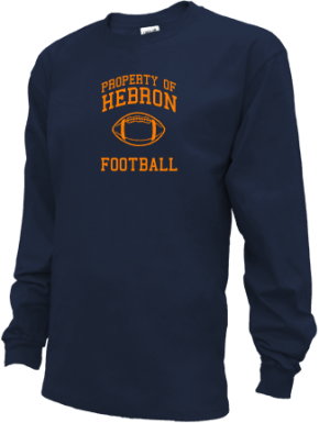 Hebron Middle School Kid Long Sleeve Shirts