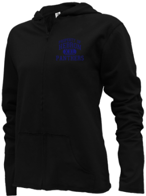 Hebron Middle School Girls Zipper Hoodies