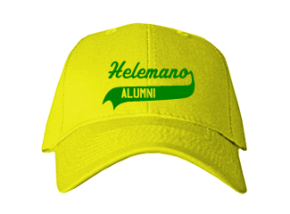 Helemano Elementary School Embroidered Baseball Caps