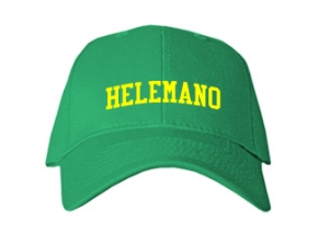 Helemano Elementary School Kid Embroidered Baseball Caps
