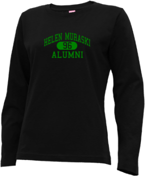 Helen Muraski Elementary School Long Sleeve Shirts