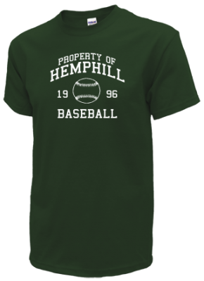 Hemphill High School T-Shirts