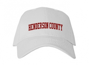 Henderson County High School Kid Embroidered Baseball Caps