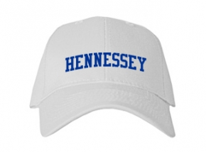 Hennessey High School Kid Embroidered Baseball Caps