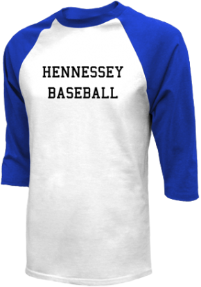 Hennessey High School Raglan Shirts