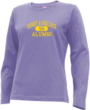 Henry A Wallace Elementary School Long Sleeve Shirts