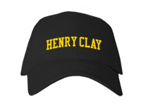 Henry Clay High School Kid Embroidered Baseball Caps