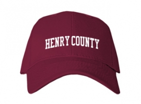 Henry County High School Kid Embroidered Baseball Caps