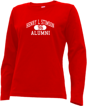 Henry L Stimson Middle School Long Sleeve Shirts