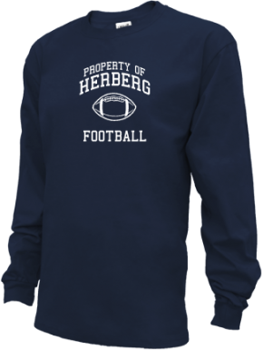 Herberg Middle School Kid Long Sleeve Shirts