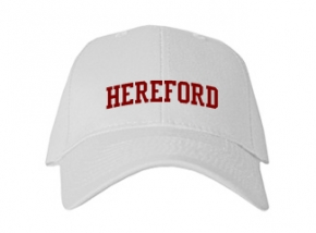 Hereford High School Kid Embroidered Baseball Caps