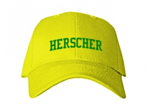 Herscher Elementary School Kid Embroidered Baseball Caps