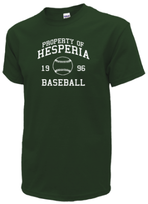 Hesperia High School T-Shirts