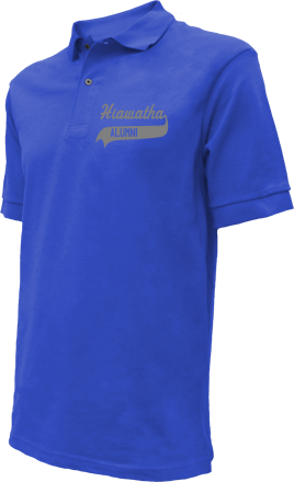 Hiawatha Elementary School Embroidered Polo Shirts