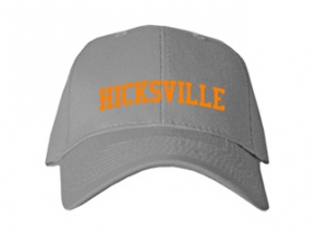 Hicksville High School Kid Embroidered Baseball Caps