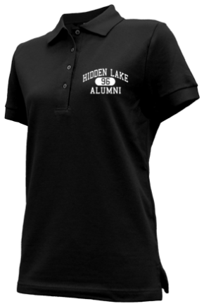 Hidden Lake Elementary School Embroidered Polo Shirts