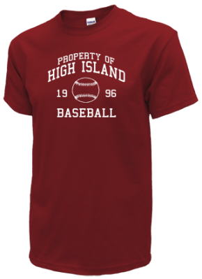 High Island High School T-Shirts