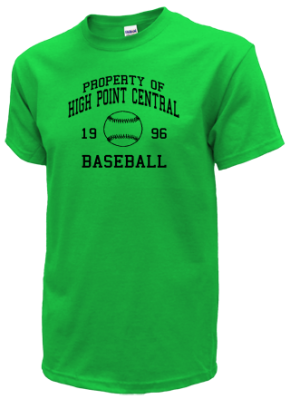 High Point Central High School T-Shirts