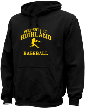 Highland High School Hoodies