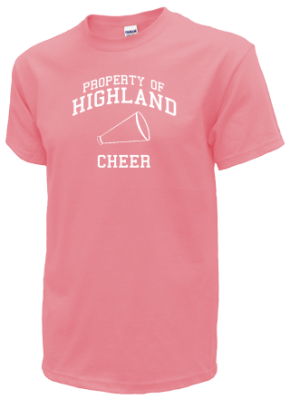 Highland Junior High School T-Shirts