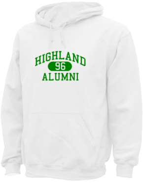 Highland Junior High School Hoodies