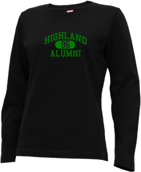 Highland Junior High School Long Sleeve Shirts
