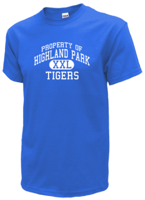 Highland Park Elementary School Kid T-Shirts