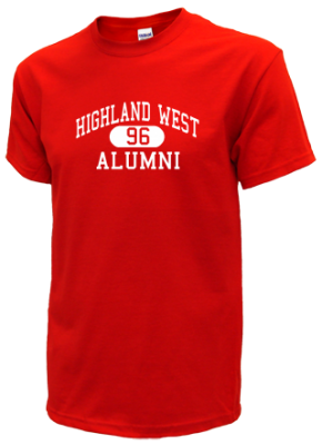 Highland West Junior High School T-Shirts