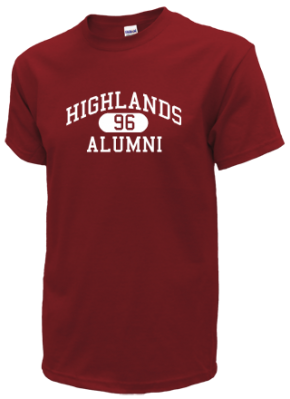 Highlands High School T-Shirts