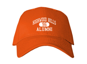 Highwood Hills Elementary School Embroidered Baseball Caps