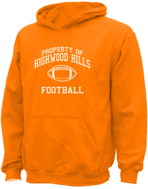 Highwood Hills Elementary School Kid Hooded Sweatshirts