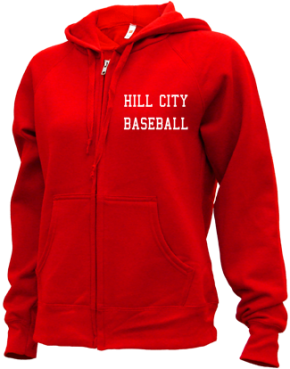 Hill City High School Zip-up Hoodies