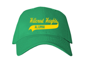 Hillcrest Heights Elementary School Embroidered Baseball Caps