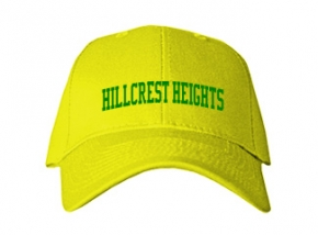 Hillcrest Heights Elementary School Kid Embroidered Baseball Caps