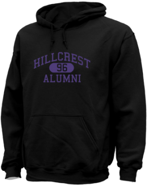 Hillcrest Middle School Hoodies